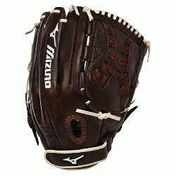 uno Franchise Fastpitch series has pre-oiled java leather which is game re