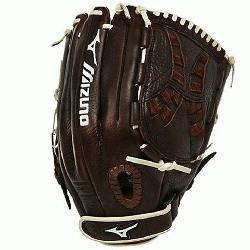 ranchise Fastpitch series has pre-oiled java leather which is gam