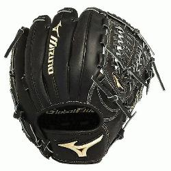 uno GGE51VBK Global Elite VOP 11.75 Infield Baseball Glove Right Handed Throw  Mizuno vi