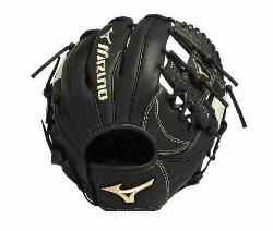 e Mizuno GGE60FP is an 11.50 infielders glove made from SteerSoft E-Lite leat