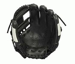 e Mizuno GGE60FP is an 11.50 infielders glove made from SteerSoft E-Lite leather c