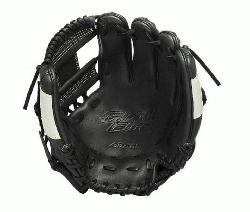 is an 11.50 infielders glove made from SteerSoft E-Lite leather creating the so