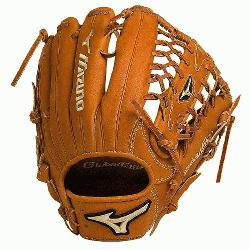 Global Elite VOP 12.75 in Outfield Baseball Glove Left Handed Throw  Mizuno vibrat