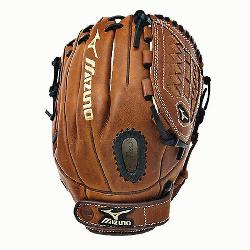 oft pebbled Bio Throwback leather for game ready performance and long lasting