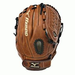 ebbled Bio Throwback leather for game ready performance and long lastin