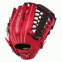 izuno GMVP1277PSE3 MVP Prime Baseball Glove 12.75 inch Forest-Silver Right Hand Thr