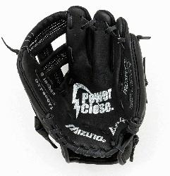 ct series baseball gloves have patent pending heel flex tech