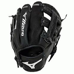 zuno Prospect series baseball gloves have patent pending heel
