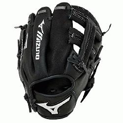 Prospect series baseball gloves have patent pending he