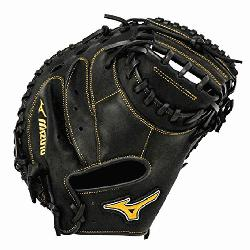PB1 Prime Catchers Mitt 34 inch Right Hand Throw  Smooth professional style Oil Soft Plus Leather i