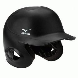 MVP G2 MBH200 Adult Fitted Batters Helmet 380224 Black XL  Sma