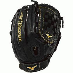 st Pitch Softball Glove. Oil Plus Leather - perfect balance of oiled softness for ex