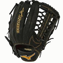 MVP1275P1 Baseball Glove 12.75 inch Right Hand Throw  Smooth professional style oil soft p
