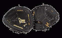112 Baseball Catchers Mitt 31.5 Right Handed Throw  Mizuno Prospect GXC112 Baseball Catchers Mitt