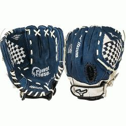 zuno Prospect Series Baseball Glove for Youth Baseball Player. Size 1