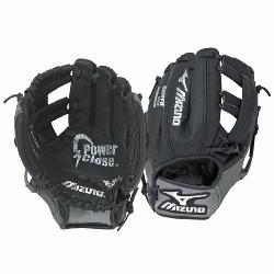 t Series GPP901 Utility Youth Glove  Helps youth players learn to catch the right way in
