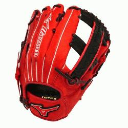 o Slowpitch GMVP1250PSES3 Softball Glove 12.5 inch Red-Black Right Hand Thr