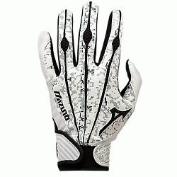 o Batting Gloves. Same design as worn by top professional players. Mizunos Sensor Point palm s