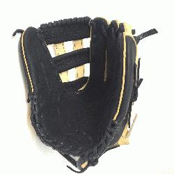 t Glove made of American Bison and Supersoft Steerhide leather combined in