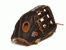 a youth premium baseball glove. 11.75 inch. This Youth performance series is made with Nokonas top