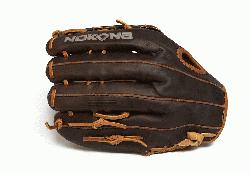 uth premium baseball glove. 11.75 inch. This Youth performance series is made with Nokonas t