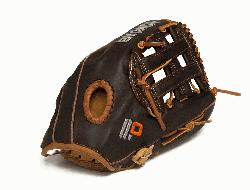 um baseball glove. 11.75 inch. This Youth performance series is made with