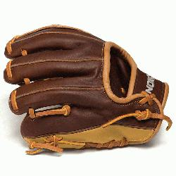 a Alpha Select Youth Baseball Glove. Full Trap Web. Closed Back. Outfiel