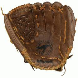 na Buckaroo Fastpitch BKF-1200C Softball Glove 12 inch Right Handed Throw  Nokona Fas