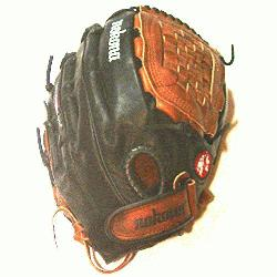 a Fastpitch Black Buckaroo Softball Glove. Cl