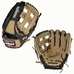 top-of-the-line bloodline baseball glove is now available in a blacksands