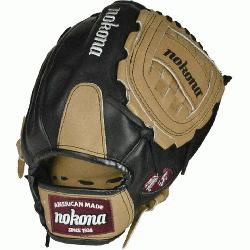 ona Bloodlne Pro Elite Sandstone Baseball Glove Closed Web. A unique tanning process gives the