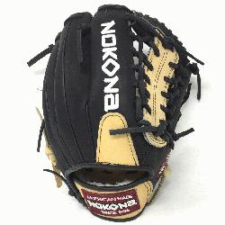 ung Adult Glove made of American Bison and Supersoft Steerhide leather co