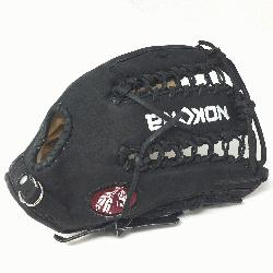 Glove made of American Bison and Supersoft