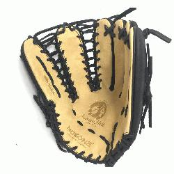Young Adult Glove made of American Bison and Supersoft Stee