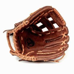 nspired by Nokonas history of handcrafting ball gloves in America for