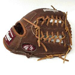 nut WB-1150M Baseball Glove 11.5 Modified Trap Right Handed Throw Walnut HHH Leather which pro