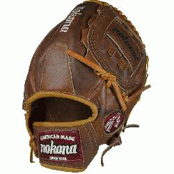 200C 12 Baseball Glove  Right Handed Throw Nokona has built its reputaion on its legendary