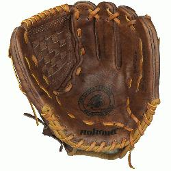 1200C 12 Baseball Glove  Right Handed Throw Nokona has built its reputaion on its l