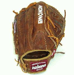 a Classic Walnut Steerhide and Closed Web. Top Grain Steerhide. The Nokona Classic