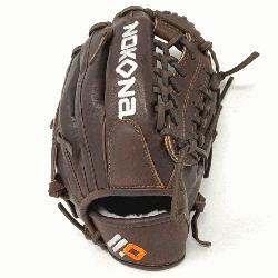ona X2-1150M an X2 Elite baseball glove Nokonas highest p