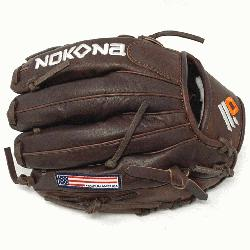 X2 Elite baseball glove Nokonas highest performance ready-for-play position-specific s