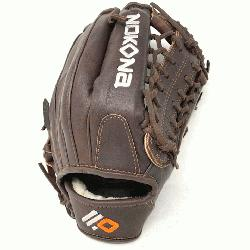 kona X2-1275M X2 Elite 12.75 inch Baseball Glove Right Handed Th