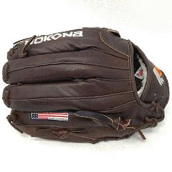 Nokona X2-1275M X2 Elite 12.75 inch Baseball Glove Right Handed Throw  X2 Elite from Nokona is