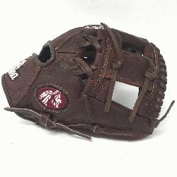 /Infield Pattern I-Web Stampede + Kangaroo Leather