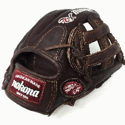 e Series 11.75 inch Baseball Glove Right Handed Throw  The Nokona X2 Elite is Nokonas high