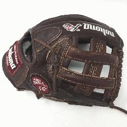 Series 11.75 inch Baseball Glove Right Handed Throw  The Nokona X2 Elite is Nokonas highest perfo