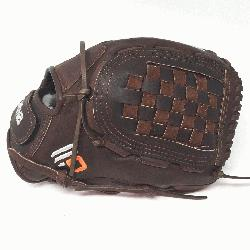 tch Softball Glove 12.5 inches Chocolate
