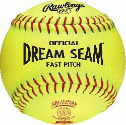 SA AND HIGH SCHOOL LEVEL FASTPITCH SOFTBALL PLAYERS these balls provide durability and consiten