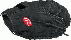 erred Catchers Mitt from Rawlings Rawlings features the One Piece Closed Web which creates maximum