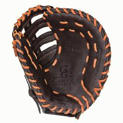 MO First Base Mitt 12.5 Inch Mocha Right Handed Throw  The Gamer